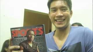 James Yap of B-Meg Llamados for Manila Bulletin Sports Digest (June issue)