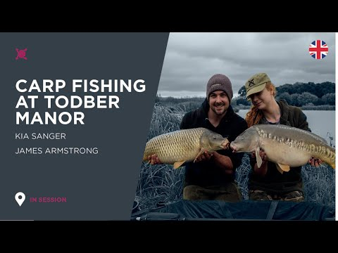 ***Carp Fishing TV***- In Session At Todber Manor
