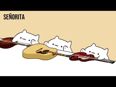 Bongo Cat - Shawn Mendes, Camila Cabello 'Señorita' (Cat Cover)