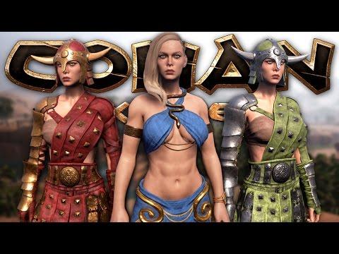 NEW CONTENT UPDATE! - Conan Exiles Gameplay #10