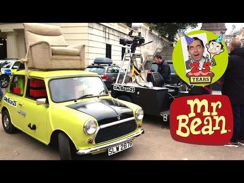 Mr Bean  25th Anniversary  Behind the s  Mr. Bean