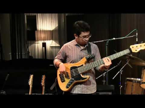 Balawan Bifan Trio - Bird Song @ Mostly Jazz 07/04/12 [HD]