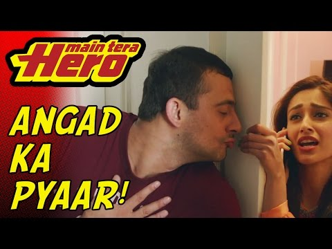 Scene From Main Tera Hero | Angad Ka Pyaar