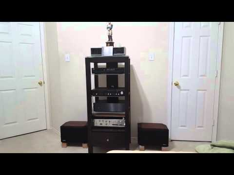 Bose 301 Series IV speakers sound test