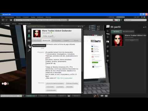 TUTORIAL: Integrando Second Life con tus Redes Sociales