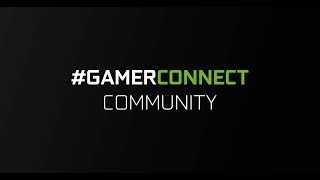 Join the GamerConnect Community!