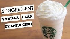 Vanilla Bean Frappuccino | SweetTreats