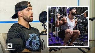 Don't Start Your Leg Workout with Squats | Julian Smith, The Quad Guy