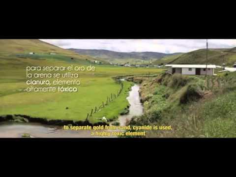 Páramos: agua por oro - Colombia