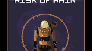 Tom Teaches in Risk of Rain: Acrid Unlock
