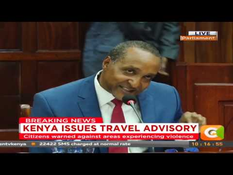 Kenya issues travel advisory against conflict-stricken South Sudan