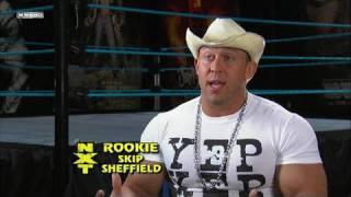 WWE NXT: Skip Sheffield profile