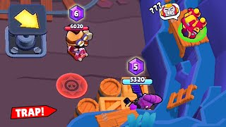 *MONSTER* Troll Noob Team 😂 Funny Moments & Fails Brawl Stars 2020 Summer of Monsters