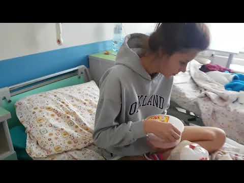 18.10.2017 Навещаю больную /  Морозовская Детская клиническая больница /
