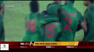 Bangladesh vs West Indies 3rd T20 2018