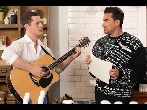 Schitt's Creek: Patrick Serenades David with a Tina Turner's