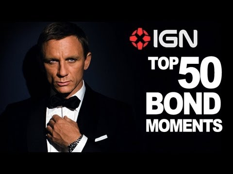 IGN's Top 50 Bond Moments