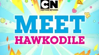 Unikitty | Meet Hawkodile | Cartoon Network