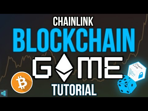 Code a Blockchain Game with Chainlink (Ethereum, Web3.js, Solidity)