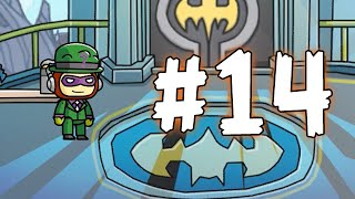 SCRIBBLENAUTS UNMASKED - PART 14 - RIDDLE ME THIS!