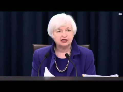 Janet Yellen Federal Reserve Speech 16 December 2015