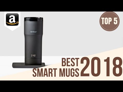 Top 5: Best Temperature Controlled Smart Mugs of 2018