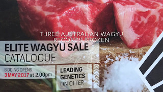 wagyu steak cooking