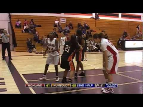 High School Girls Basketball: Highland Park vs. Humboldt