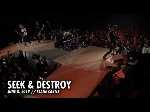 Смотреть клип Metallica - Seek & Destroy
