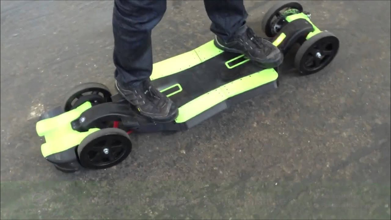 Faraday Motion Spine and Hyperboard 3d Printed Electric Skateboard Facts  YouTube