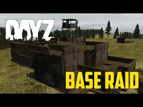DayZ Epoch Napf - Base Raid