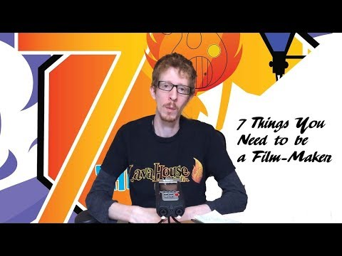 7 Things You Need to be a Filmmaker (a quick overview of equipment)