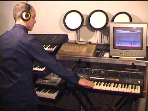Commodore 64 and Pro Tools sync'ed (DM Enjoy the Silence) thumbnail