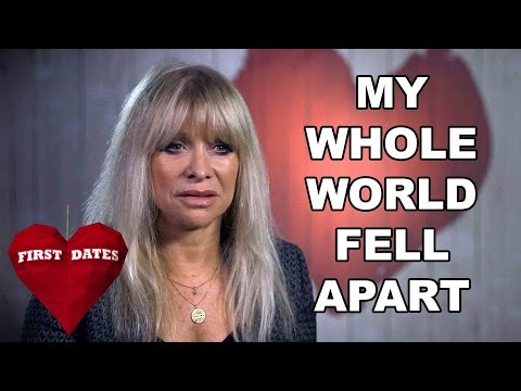 Jo Wood's Emotional Account Of Split From Rolling Stones Ronnie Wood | Celebrity First Dates