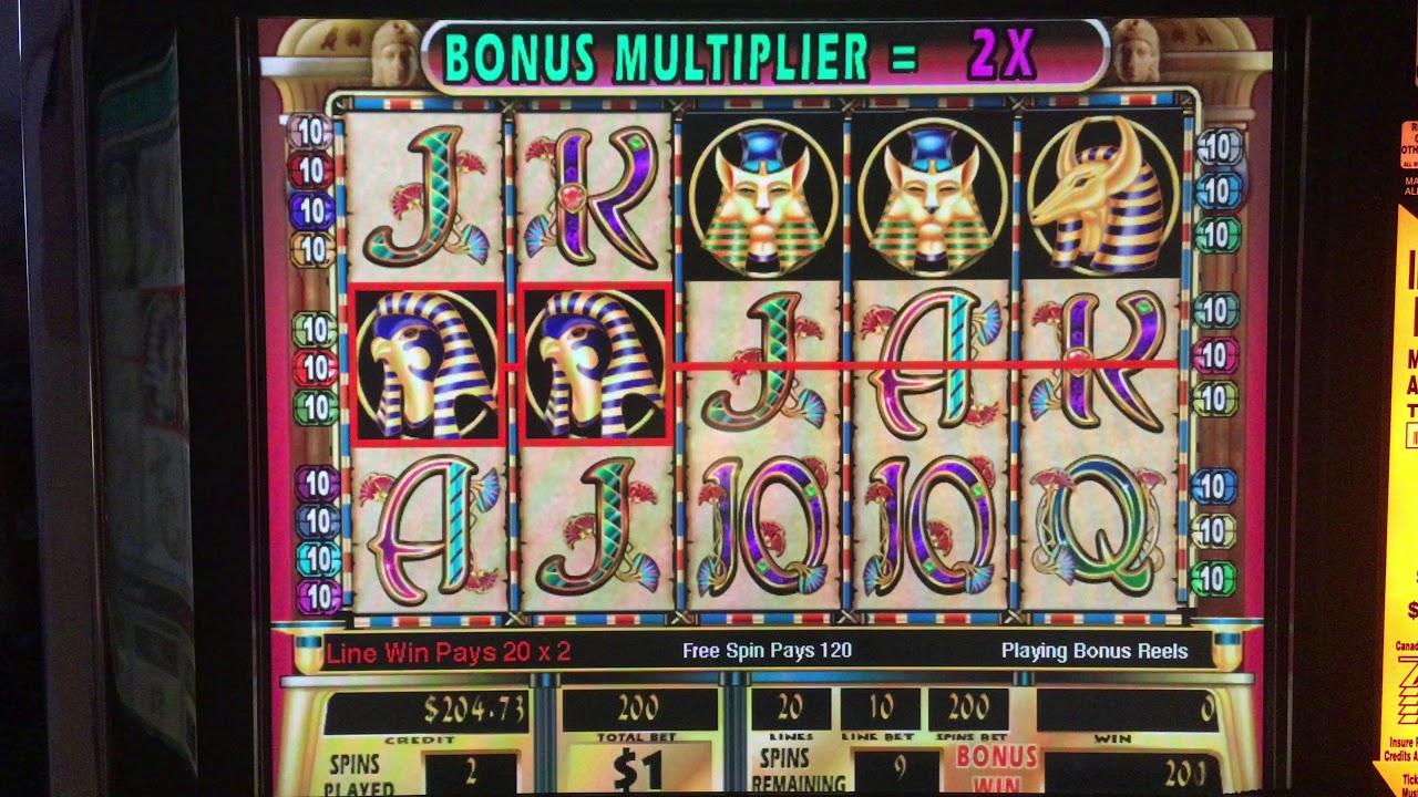 Free Slot Games Cleopatra 2
