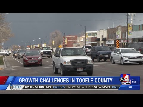Tooele County exploding with growth