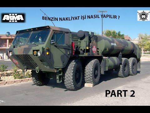Arma 3 AltisTürk Benzin Nakliyat İşi Nasıl Yapılır ? #2
