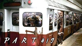 Dying Light The Following - Train Robbery - Walkthrough Gameplay Part 19 (PS4 Xbox One)