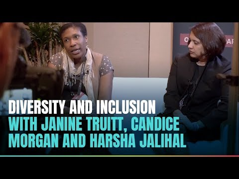 Diversity and Inclusion with Janine Truitt, Candice Morgan and ...