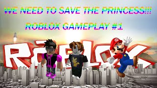 We Need To Save The Princess!!!| Roblox Gamplay w/ Grand Hammer 6