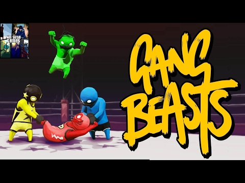 How To Download And Install Gang Beasts Free For PC