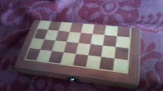 Учу играть в шахматы