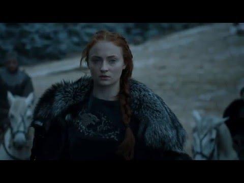 Game of Thrones - Sansa Stark Evolution
