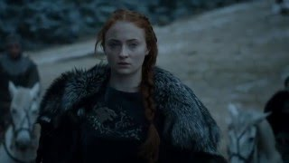 Game of Thrones - Sansa Stark Evolution