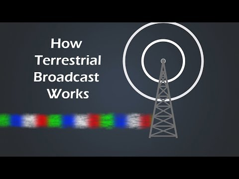 How Terrestrial Broadcast Works