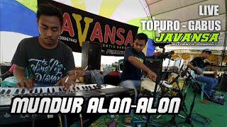 Mundur Alon - Alon - Javansa Elecktone Dangdut