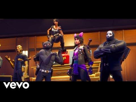 Fortnite Bosses - Pretending (Official Music Video)