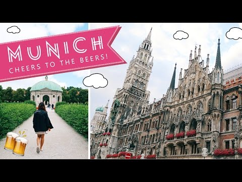 EUROPE TRAVEL VLOG #22: Cheers from Munich!