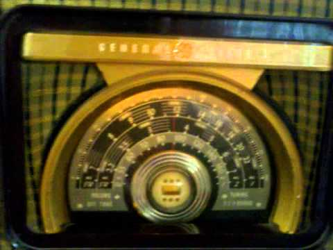 radio general electric 1952 maracaibo venezuela