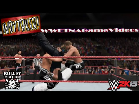"WWE 2K15 - THE YOUNG BUCKS -  ""INDYTAKER"" THE MELTZER DRIVER & MORE BANG FOR YOUR BUCK - #WWE2k15"